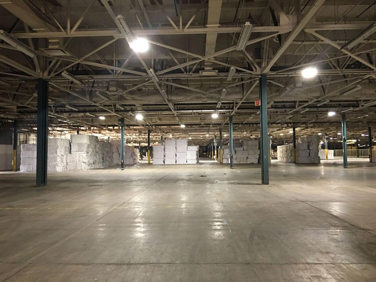 Mansfield Warehouse