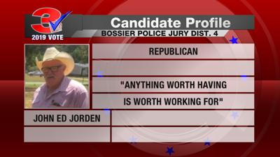 JOHN ED JORDEN PROFILE CARD