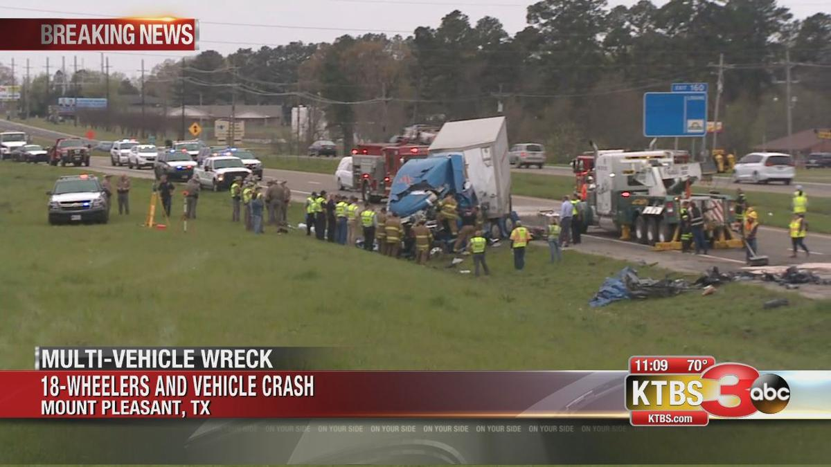 Victims identified in I-30 crash in Mt. Pleasant | News | ktbs.com