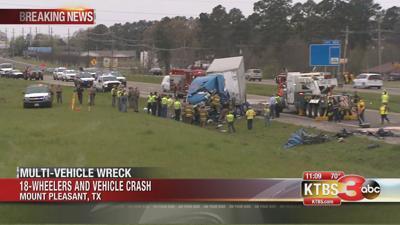 Victims identified in I-30 crash in Mt  Pleasant | News | ktbs com