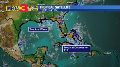 Tropical Depression #19
