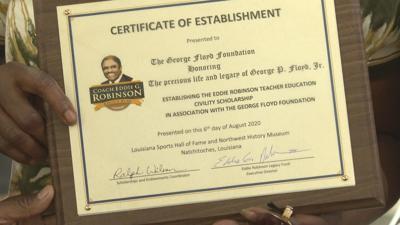 Eddie Robinson Teacher Education-Civility Scholarship