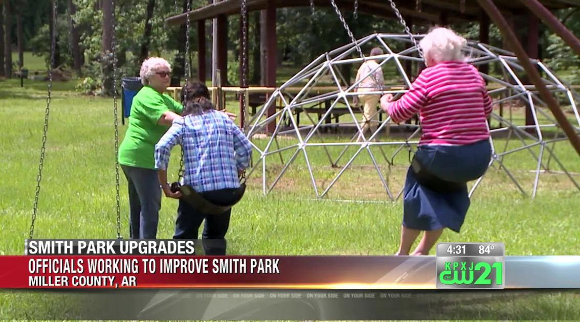 Miller County seeks state grant to upgrade Smith Park