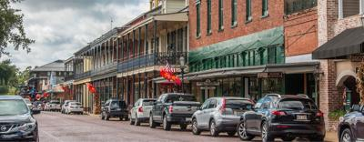 Natchitoches Front Street