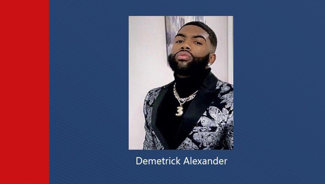 Demetrick Alexander