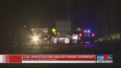 Keithville-Kingston Road crash