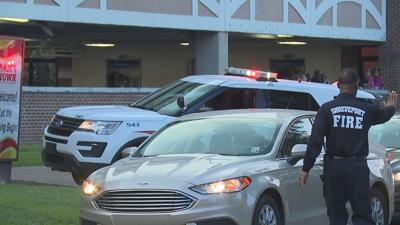 Sam's Town officer involved shooting