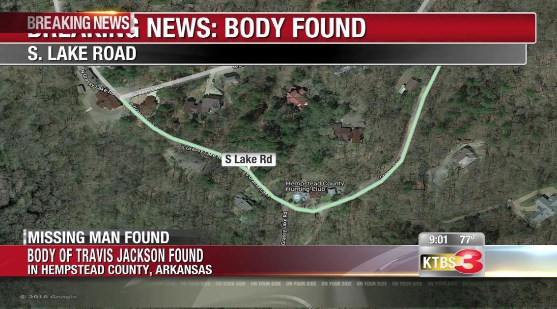 Missing Arkansas man found dead in traffic acident     ktbs com
