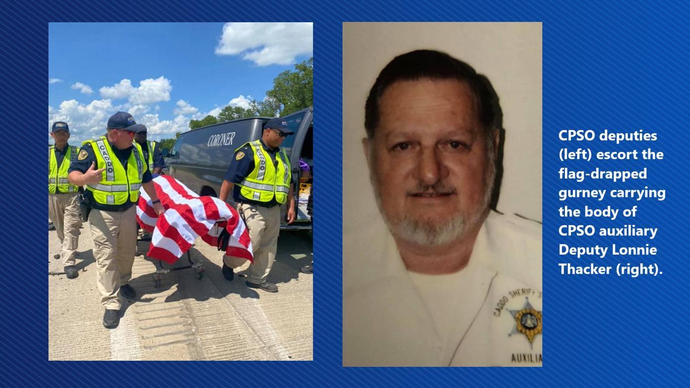 Auxiliary Deputy Lonnie Thacker