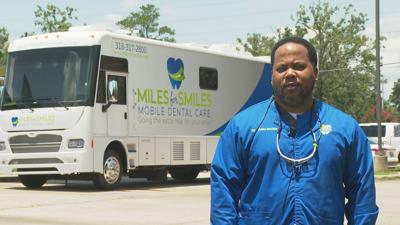 Dr. Jeremy Simms, Miles for Smiles CEO.