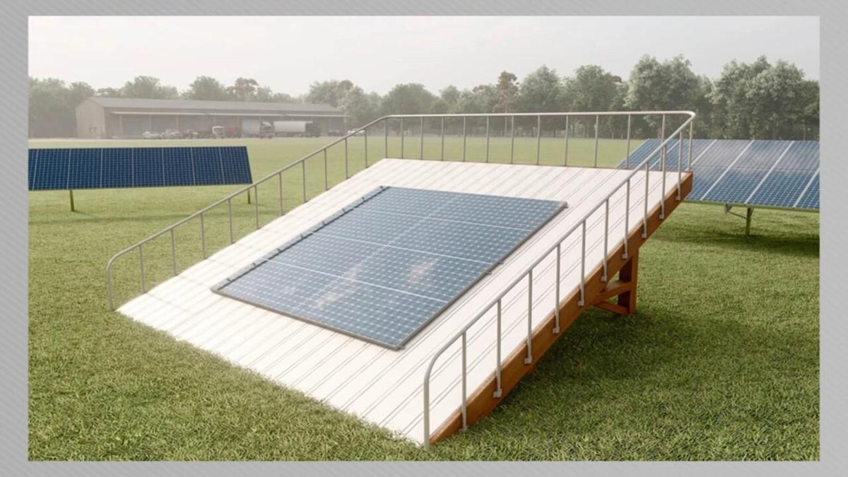First solar lab in the state to be built at UAHT