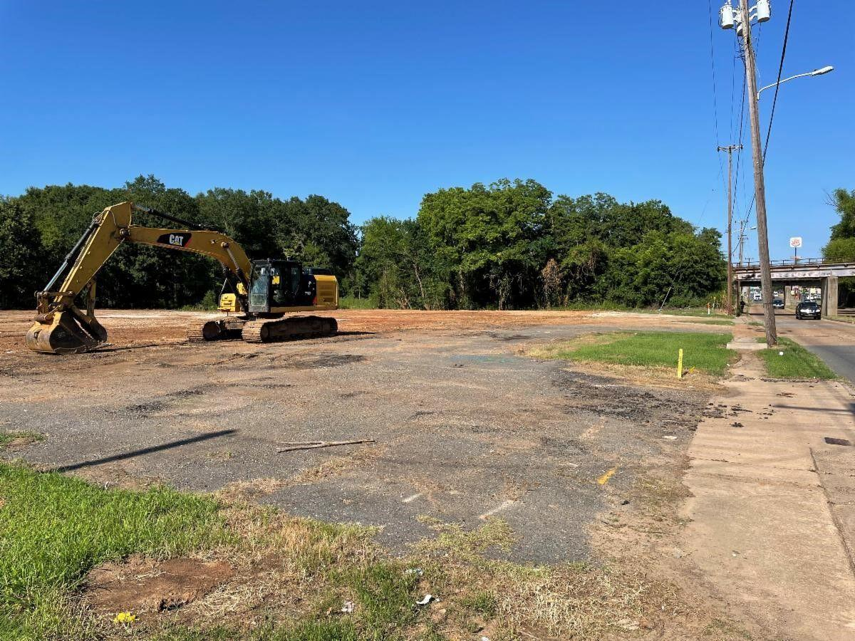 BRF clears lot for healthcare corridor project