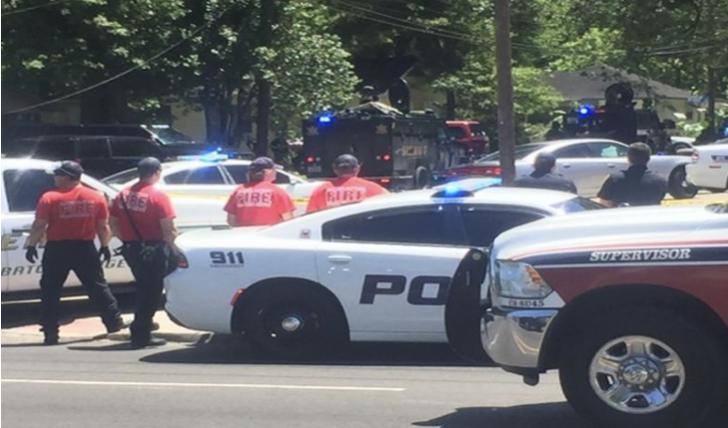 Baton Rouge officers shot