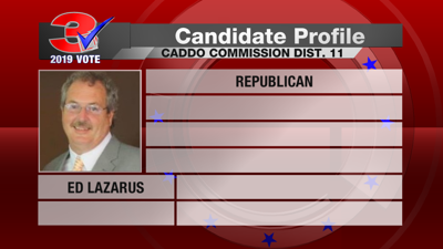ED LAZARUS PROFILE CARD