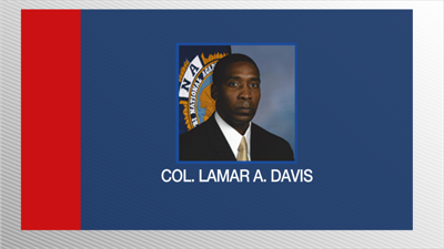 Col. Lamar Davis