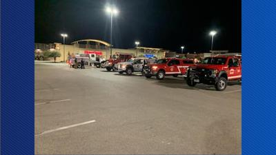 East Texas firefighters travel to California to help with devastating wildfires