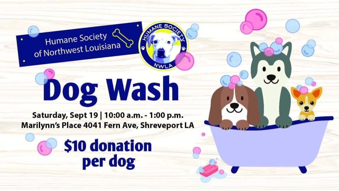 HSNWLA Dog Wash