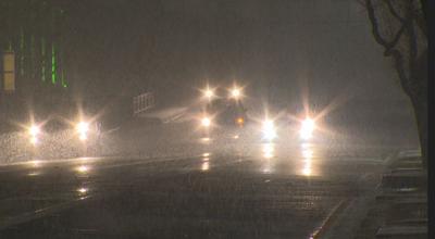 Shreveport drivers in snow