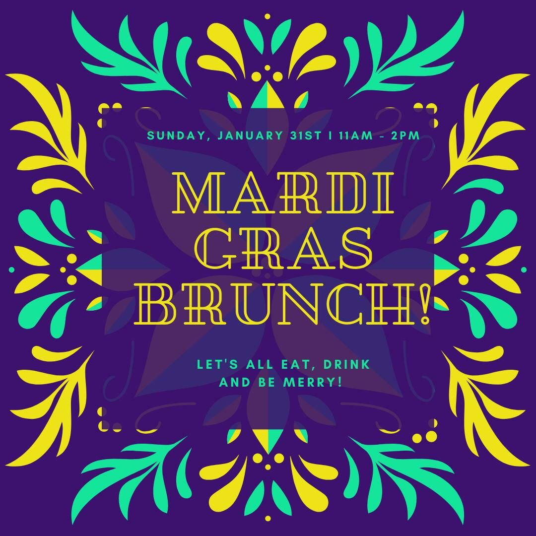 Mardi Gras Jazz Brunch