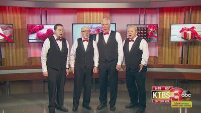 The Red River Jubilee Barbershop Quartet