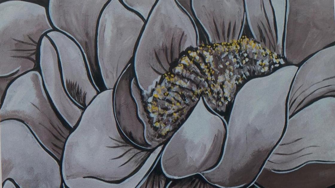 Texarkana muralist turns her talent into a full-time career