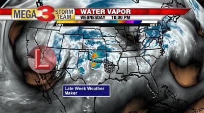 Late Week Weather Maker