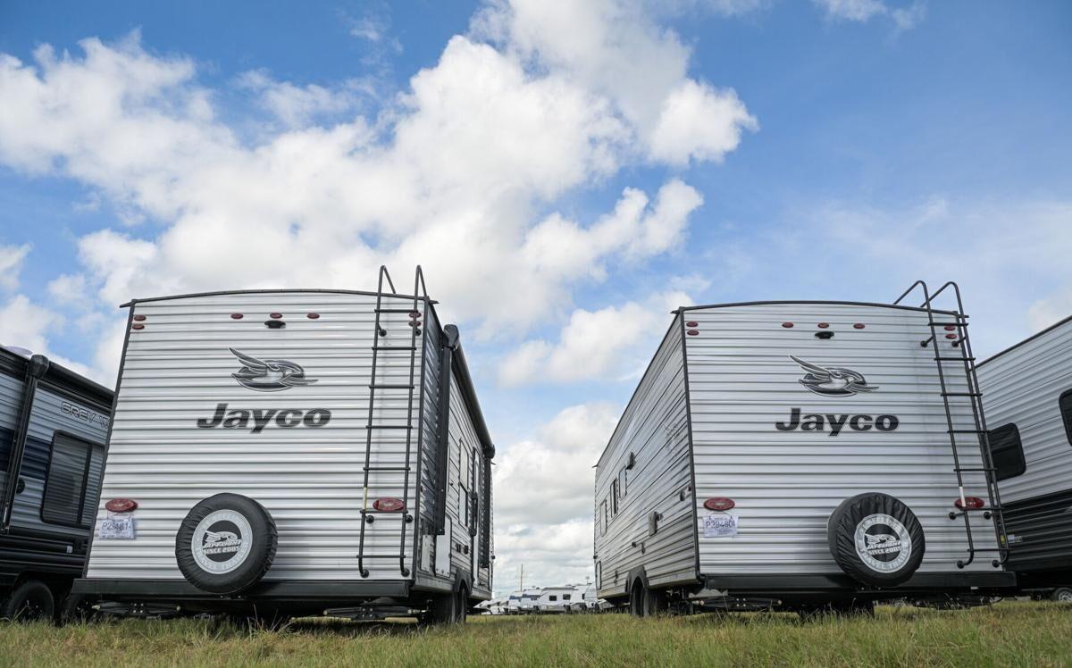 Ida trailers