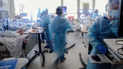 A third of Covid-19 survivors suffer 'brain disease,' study shows