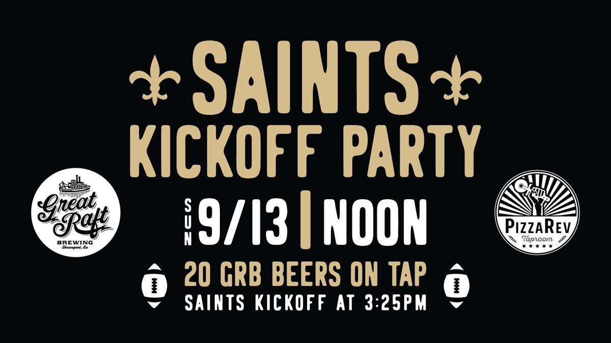 Saints Kickoff Party