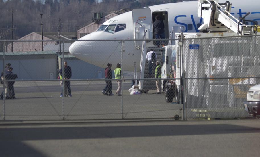 ICE flights bring immigrant detainees into Louisiana