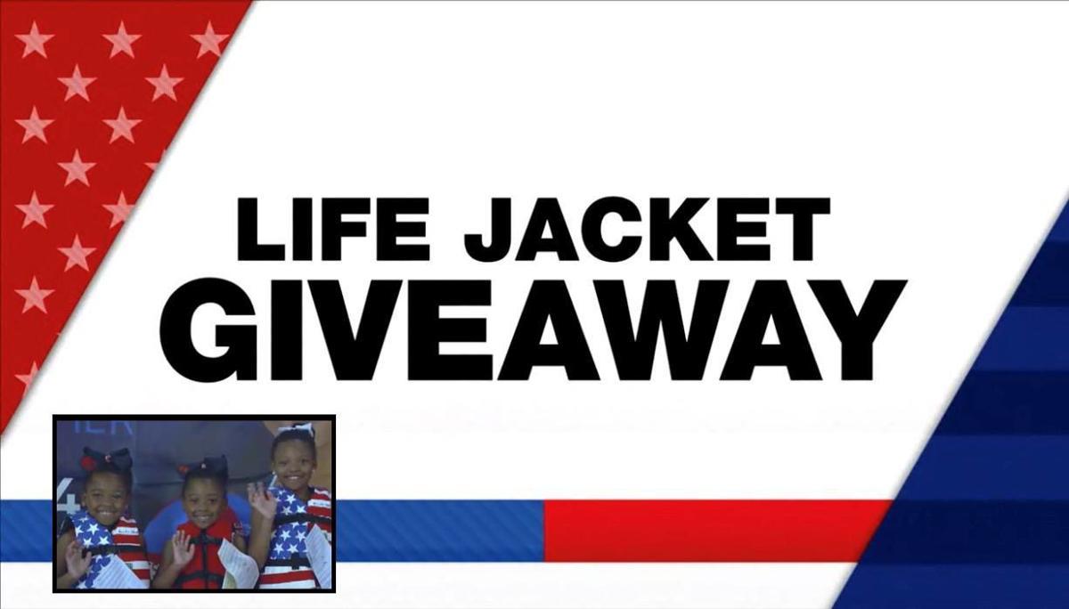 Life Jacket Giveaway
