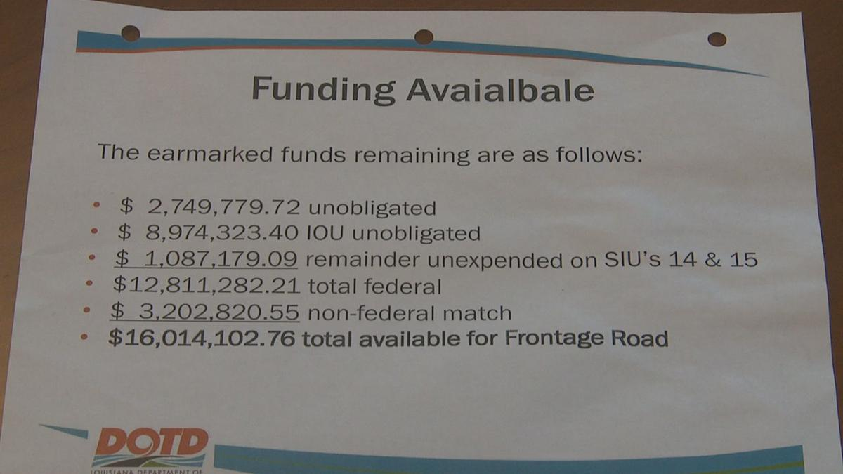 I-69 funding graphic
