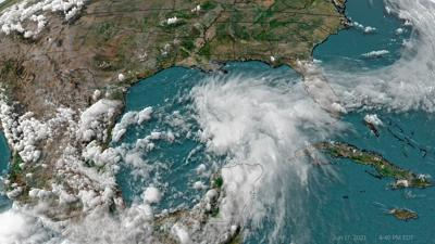 7 million along US Gulf Coast are under a tropical storm warning, with landfall expected Friday night