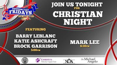 Christian Night - Tonight