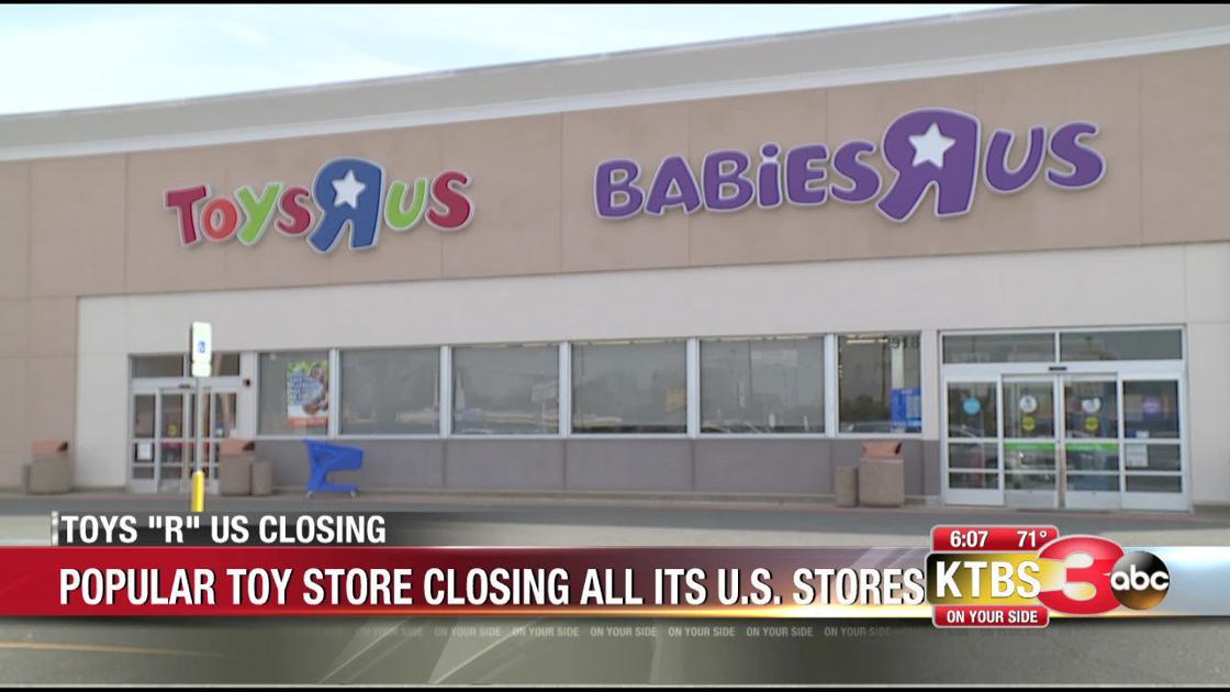 Toys R Us Closing Its U S Stores Ktbs Com