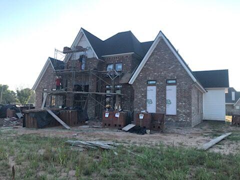 2021 KTBS 3 St. Jude Dream Home Under Construction