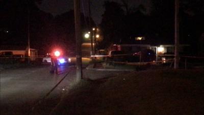 Frederick Street Shooting