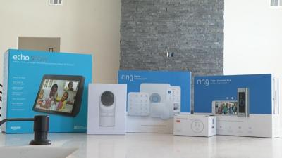 Home smart devices part of the 'Internet of things'