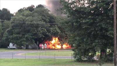 Sabine Parish Fire