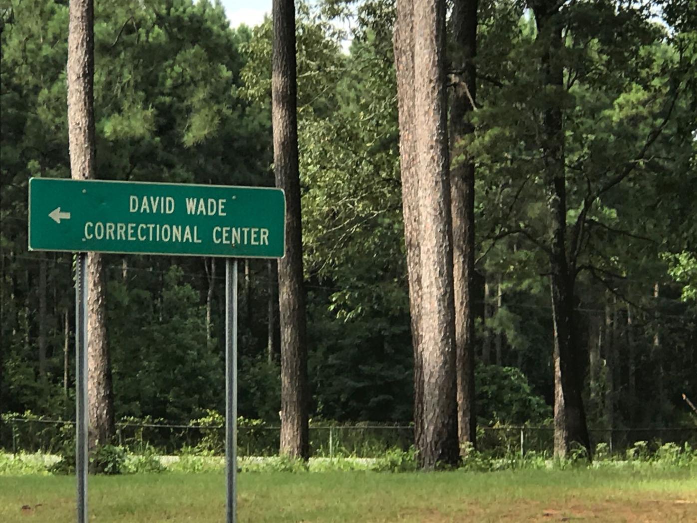 David Wade Correctional Center
