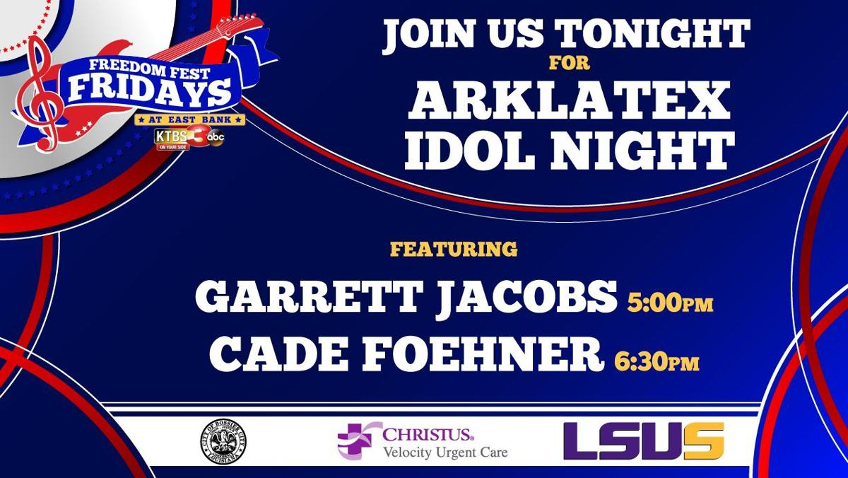 ArkLaTex Idol Night - Tonight