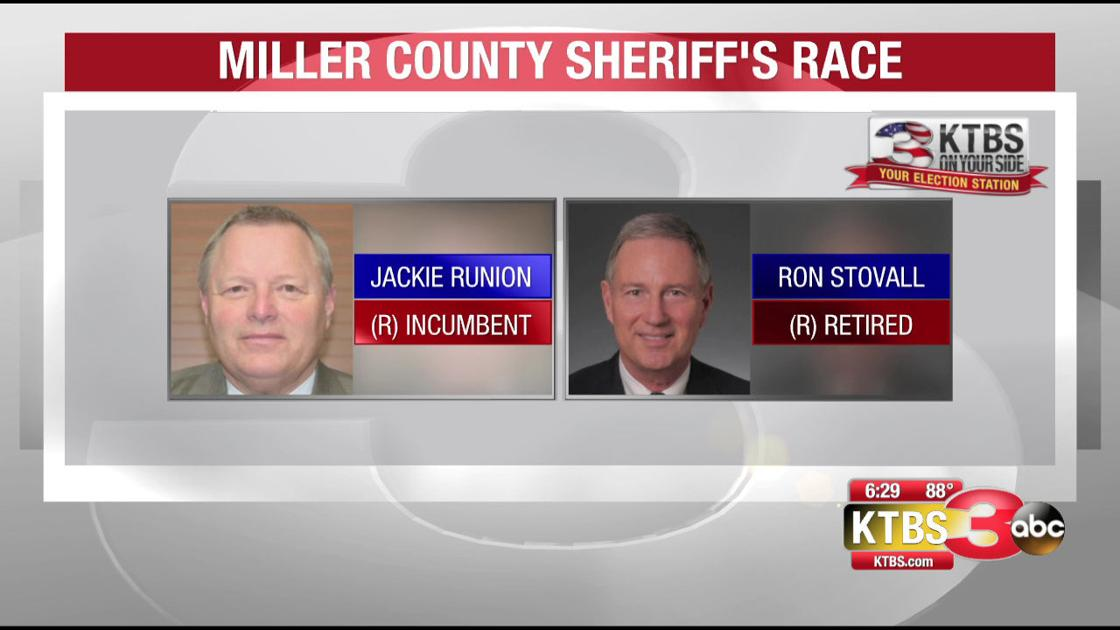 Meet the Candidates for Miller County Sheriff's Office