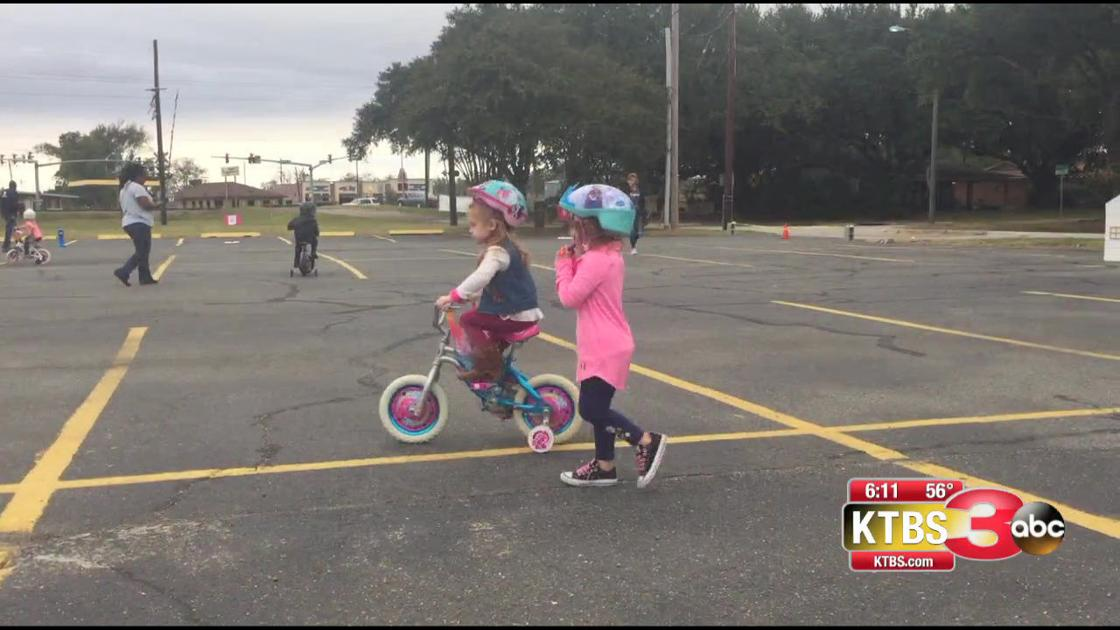 Bellaire learning center hosts 7th st jude trike a thon for St jude shreveport