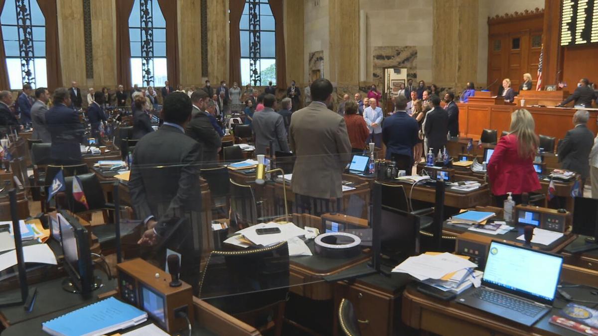 closed primary - legislature