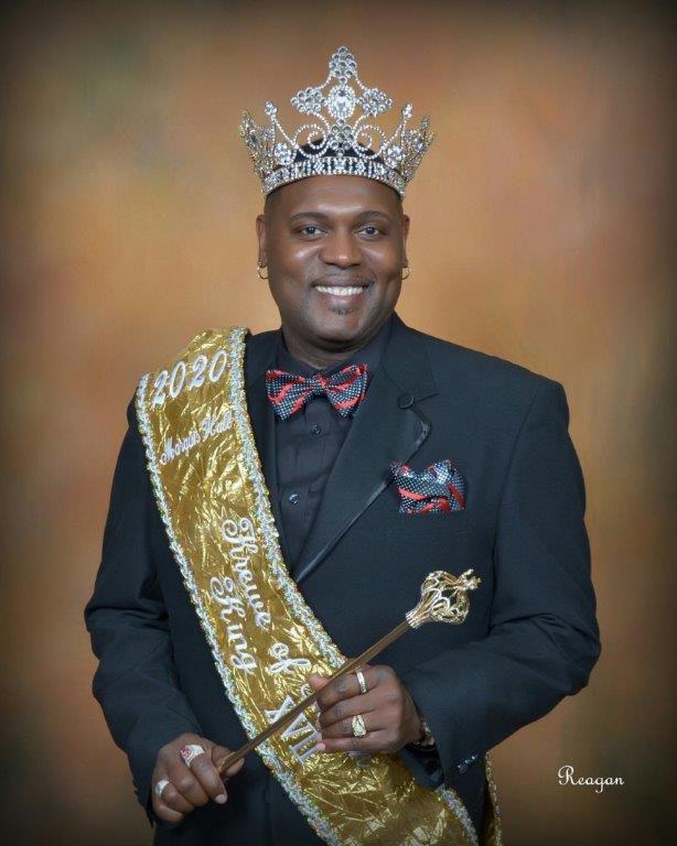 Krewe of Sobek 2020 King