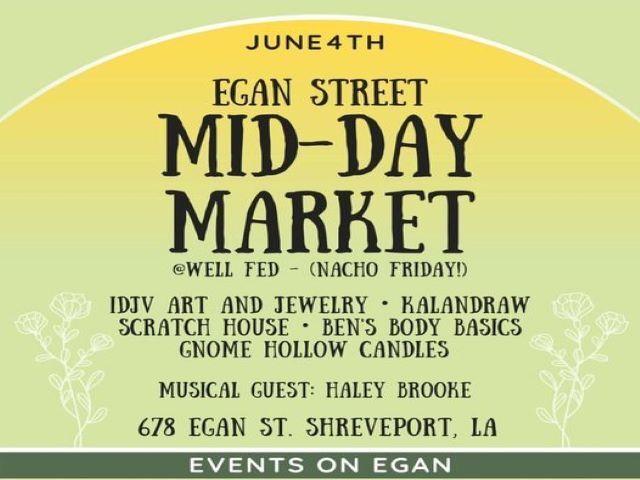 Egan Street Market