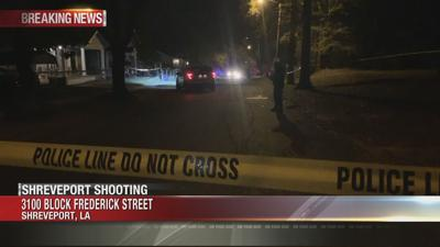 Frederick Street shooting