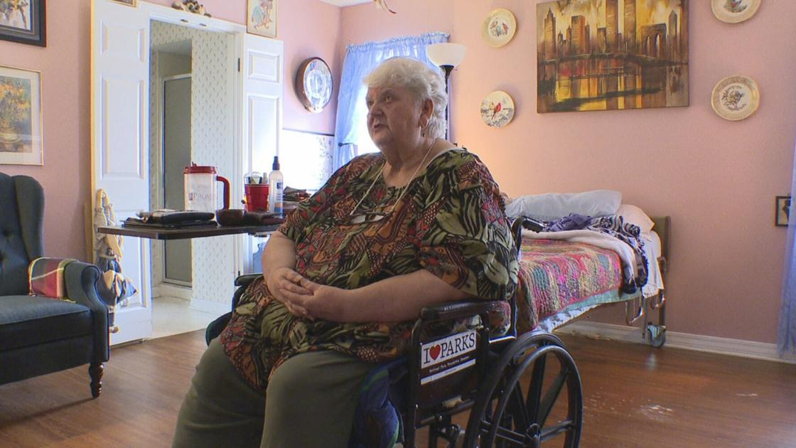 Homebound senior says she can't get COVID-19 vaccine