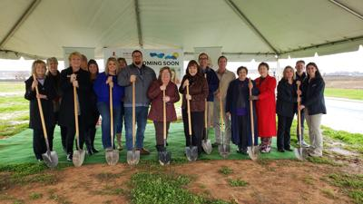 2020 KTBS 3 St. Jude Dream Home groundbreaking
