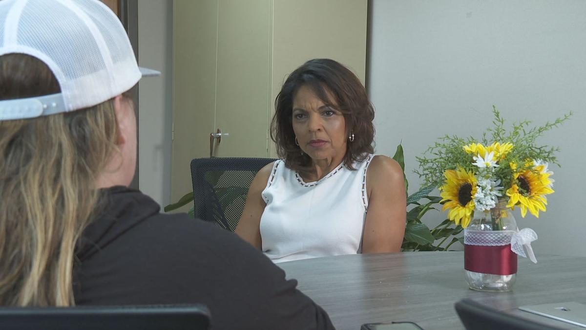 measles interview with Brenda Teele